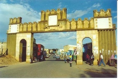 Walled city of Harar ,Ethiopia the gate to the city | Ancient Cities | Scoop.it