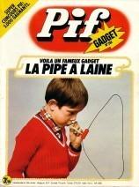 Pif-Collection - Tout l'univers de Pif sur le web - n°262 - La pipe à laine   UnPeuDeToutNet   Scoop.it