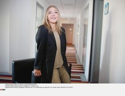 Marie-Christine Saragosse est enfin nommée à la tête de RFI et France 24   DocPresseESJ   Scoop.it