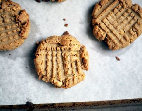 What Makes These Peanut Butter Cookies (Possibly) Better than the Classic? | ♨ Family & Food ♨ | Scoop.it