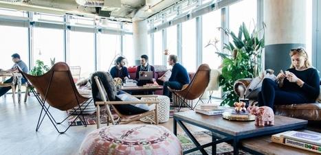#Wework, un géant #américain pour secouer le #coworking #français | RSE et Développement Durable | Scoop.it