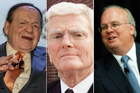2012's Super PAC Winners and Losers | Archivance - Miscellanées | Scoop.it