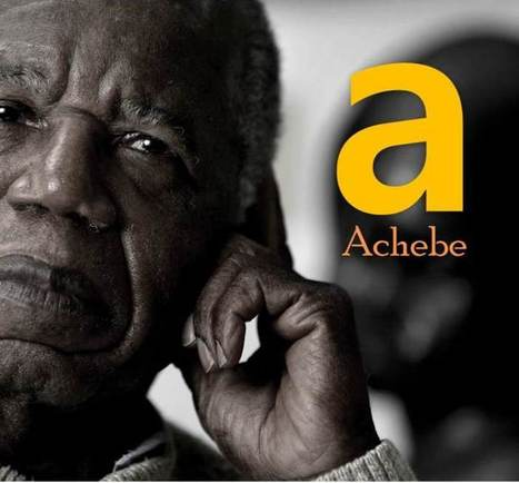 A is for Achebe: Who Makes Your Author Alphabet? | library | Scoop.it