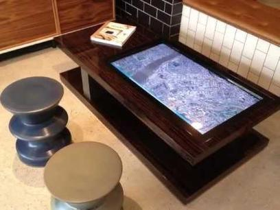 Time to Replace Ordinary Tables with Interactive Tables at Restaurants | Interactive Tables, Floor Projection, Multi Touch Video Wall, Bar Surface and Software Development in Brisbane, Australia | Scoop.it