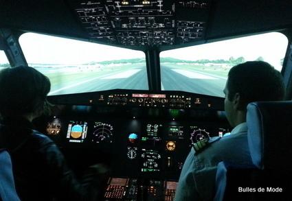 Simulateur de vol Airbus A320 d'Aviasim : idée cadeau pour papas ... | FlightControl | Scoop.it