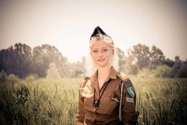 8 Female Israeli Soldiers Who Shattered Barriers in 2013 | Feminism | Scoop.it