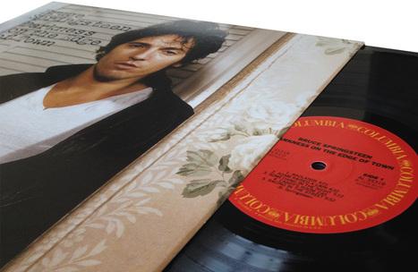 Bruce Springsteen ou l'art de se mettre en scène - Télérama | Bruce Springsteen | Scoop.it