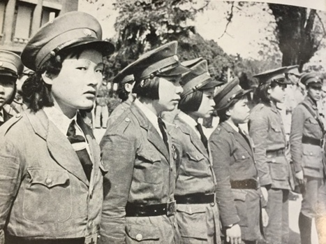 China Rhyming » Blog Archive » Chinese Red Cross Women, 1942 | World at War | Scoop.it