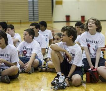 Students program robots for a trip to Mars - Indiana Daily Student | Robotics in Education | Scoop.it