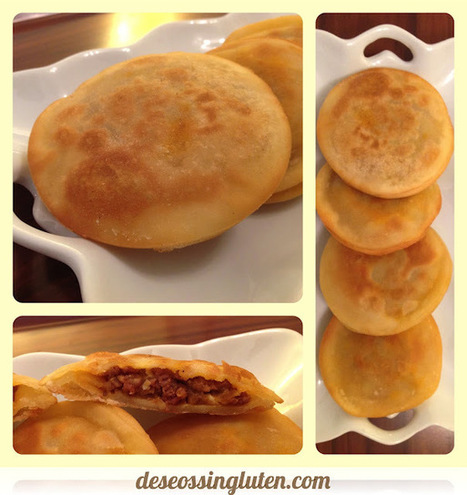 Deseos Sin Gluten: EMPANADILLAS DE TERNERA GLUTEN FREE! | Gluten free! | Scoop.it