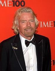 Richard Branson - Wikipedia, the free encyclopedia   Business English Matters   Scoop.it
