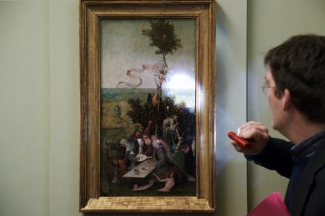 Restaurée, la Nef des fous se dévoile sous un nouveau jour au Louvre | Clic France | Scoop.it