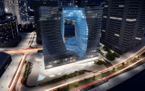 The Opus Building by Zaha Hadid | Form, Structure & Complex Geometry Innovations | Scoop.it