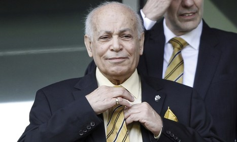 Tiger economy awaits for renamed Hull City, insists owner Assem Allam | Football Governance | Scoop.it