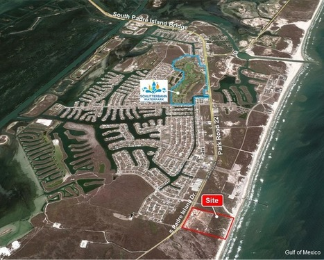 North Padre Development Adjacent to New Corpus Christi Schlitterbahn - Labor Day '15 Completion | Texas Coast Real Estate | Scoop.it