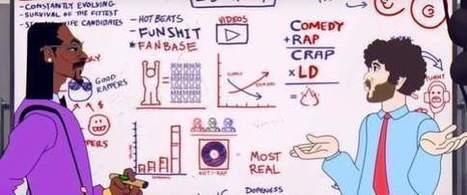 Lil Dicky's '$ave Dat Money' Video Reveals an Ugly Truth About Hip-Hop and Race | The Daily Dot | GetAtMe | Scoop.it