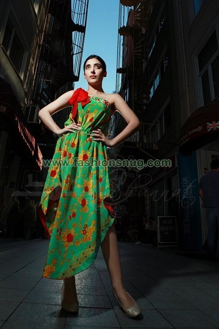 Chunnat Girls Fashion Dresses 2014 For Winter | wedding and event | Scoop.it
