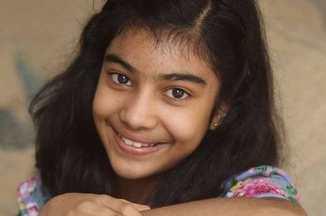 Meet the little girl of 12 who beat Einstein and Hawking on an IQ test | Ajarn Donald's Educational News | Scoop.it