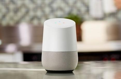 Google Home ou la fin de la vie privée ?   Graînes de docs   Scoop.it