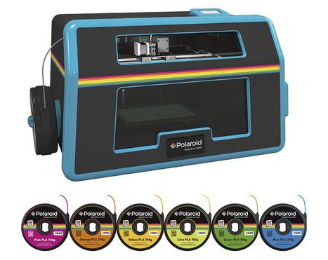 Polaroid entra en el mercado de la impresión 3D casera con la ModelSmart250S | Microsiervos (Impresoras 3D) | Observatorio Innovación | Scoop.it