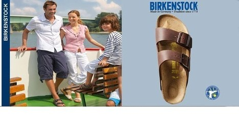 Weekend style shoes for men from Birkenstock, Born, Florsheim and Caterpillar | shoes online shop | Scoop.it