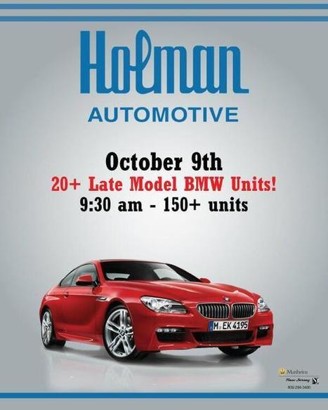 Twitter / Manheim_NJ: Looking for BMW's? Look no ... | Manheim NJ Auto Auction Dealer Rep. | Scoop.it