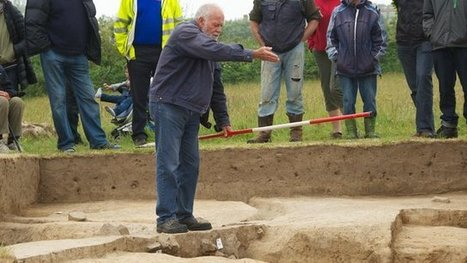 GB : Dig reveals Sark sheep tradition | World Neolithic | Scoop.it