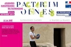 Journées du Patrimoine : visitez généalogique ! | Chroniques d'antan et d'ailleurs | Scoop.it