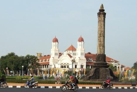 Tempat dan Objek Wisata - Traveling ke Semarang Indonesia | rentalmobilsemarang | Scoop.it