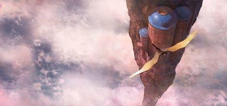 Windhaven: ficção científica de George R. R. Martin será publicada pela Leya Brasil? | Ficção científica literária | Scoop.it