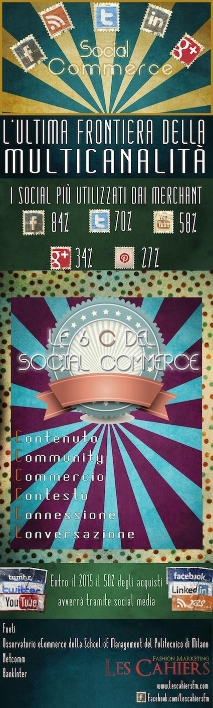 Social Commerce: l'ultima frontiera della multicanalità   Fashion Model Innovation   Scoop.it