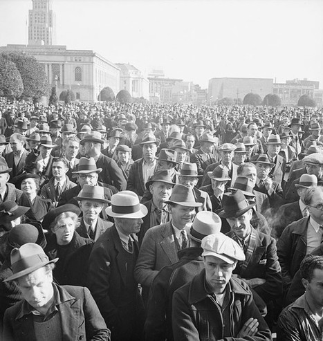 San Francisco in the Great Depression: Photos by Dorothea Lange | Backstage Rituals | Scoop.it