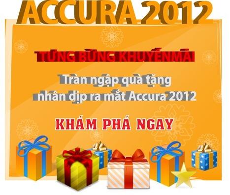 Công ty FSC cung cấp phần mềm kế toán chuyên nghiệp Accura cho Công ty Cổ phần Hóa Mỹ phẩm Phú Quý > Phần mềm kế toán chuyên nghiệp - Accura   phan mem ke toan accura   Scoop.it