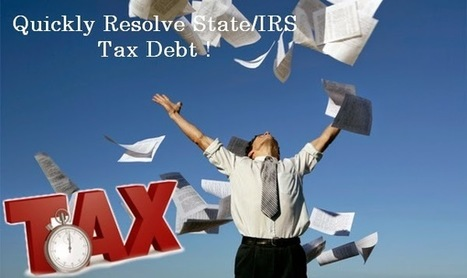 TAX ATTRONEY - A FAVOURABLE SUPPORT FOR LIFE   Law Tips to Eliminate Tax Problem   Scoop.it