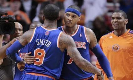 En feu, Anthony éteint le Heat - NBA - Basket - Sport 24 | Citrons Press'és, TOUT savoir sur l'actualité! | Scoop.it