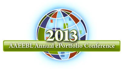AAEEBL - 2013 AAEEBL Annual ePortfolio Conference | Web 2.0 ePortfolios | Scoop.it