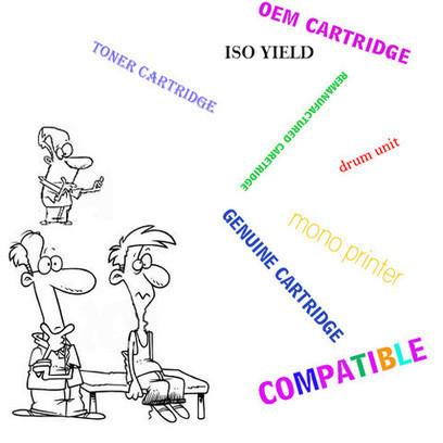 PRINTER CARTRIDGES EXPLAINED - INSTALMENT A | Printer Cartridges | Scoop.it