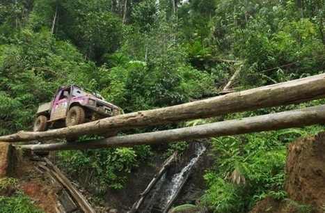 Fancy Having A Go At The 4X4 Off Road Challenge Malaysia - | Everything about cars | Scoop.it