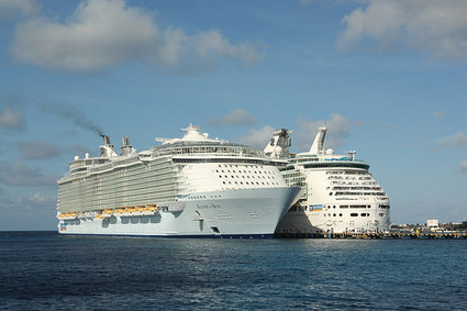 First time cruisers: comparing Royal Caribbean's Oasis class to Voyager class - Royal Caribbean Blog (blog) | Gourmet Traveler | Scoop.it