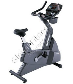(1)   Life Fitness Remanufactured Upright Bike Next Generation 9500HR Life Fitness   Exercise Bike Life Fitness   Scoop.it