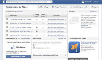 Choisir Facebook entreprise : oui, mais quel support choisir ? | Institut de l'Inbound Marketing | Scoop.it