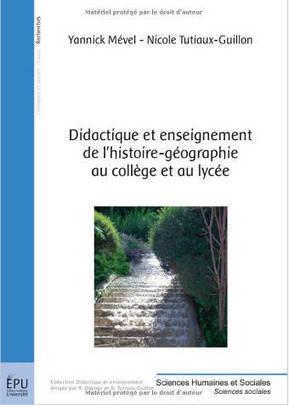 La didactique pour mieux enseigner : le cas de l'histoire-géographie   liberté éducative ou pas?   Scoop.it