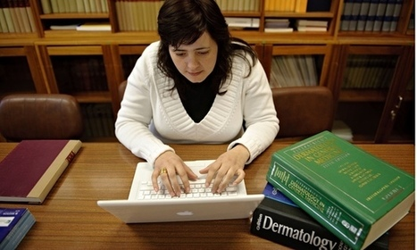 Overcoming writer's block: three tips | Communication for Scientists | Scoop.it
