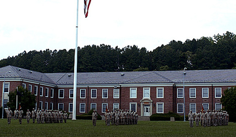 School of Infantry | Marine Corps Research Project | Scoop.it
