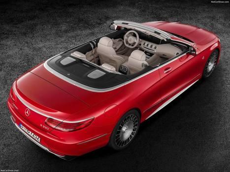 Mercedes-Maybach S 650 Cabriolet: Luxueuse et cabriolet!   MonAutoNews   Scoop.it