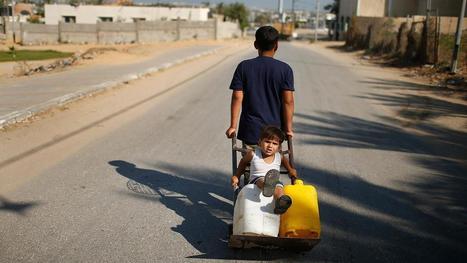 Israel, Jordan and Palestinians sign water deal | Israel and Iran Kerry Walker | Scoop.it