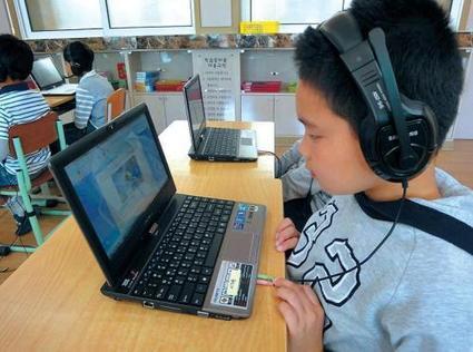 Digital wave reaching classrooms - The Korea Herald | Digital School | Scoop.it