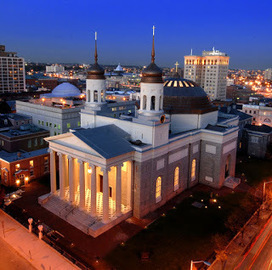 Baltimore Basilica   All Religious and Holy Places   TechKev   Scoop.it