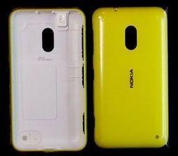 New Genuine Yellow Nokia Lumia 620 Back Battery cover Housing | nokia lumia 820 920 620 battery cover replacement | Scoop.it