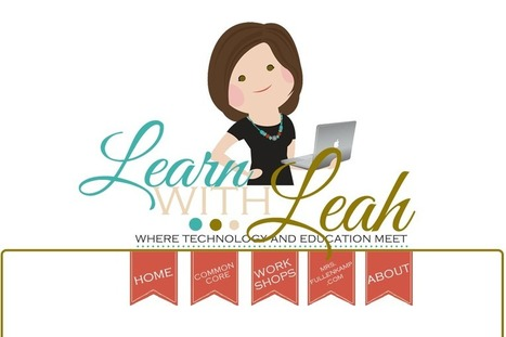 Learn With Leah: iPads in the Secondary Science and Language Arts Classroom | My_eLearning | Scoop.it